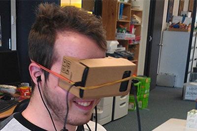 Google Cardboard News | Academy of Interactive entertainment
